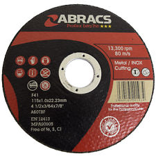 Metal Grinding Disc (Depressed Centre) (Various Sizes)
