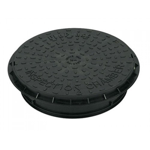 Polypropylene Circular Cover & Frame (320mm & 450mm)
