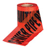 Underground Warning Tape - Sewer Pipe