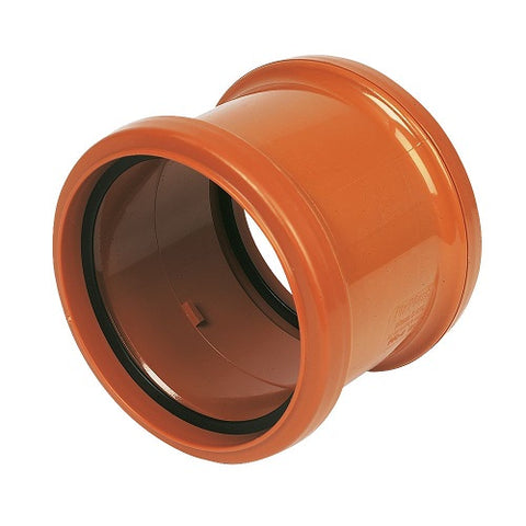 110mm Coupling Double Socket