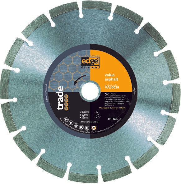 Asphalt Diamond Blade