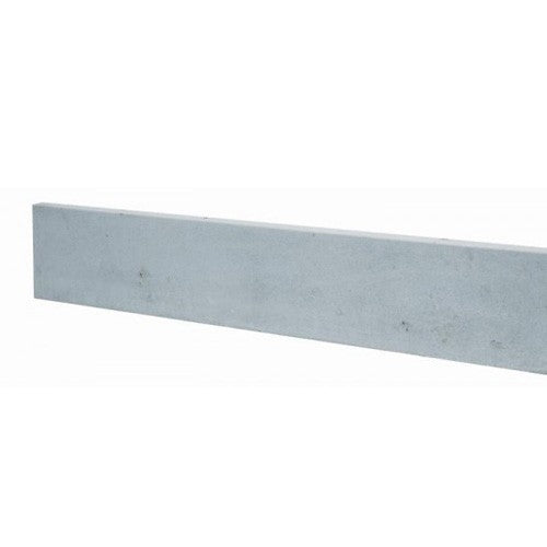 Wet Cast Plain Gravel Board (Various Sizes)