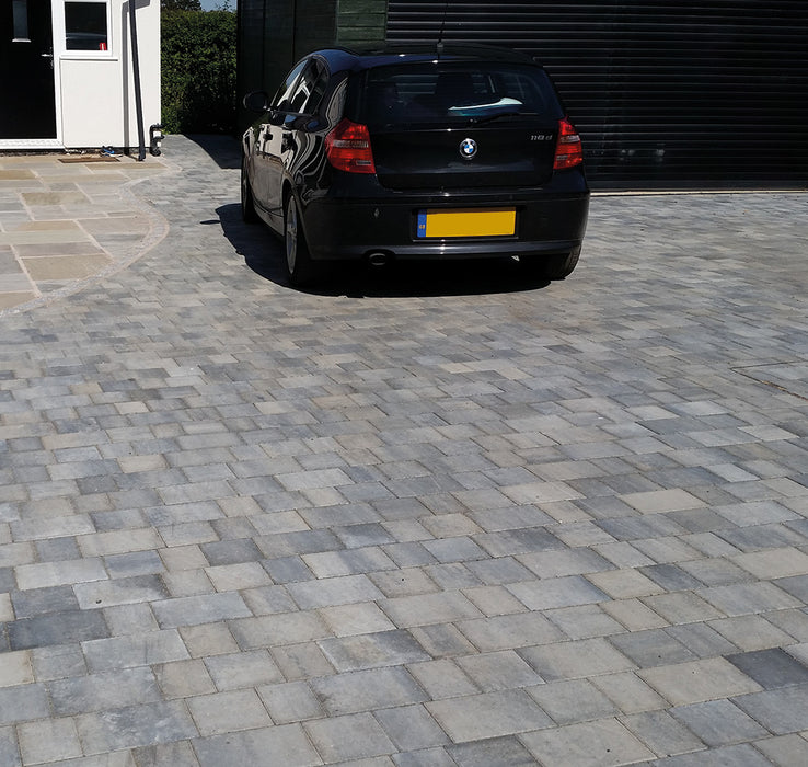 Contemporary Block Paving (3 Size) 50mm