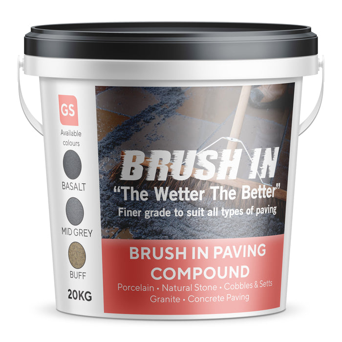 Brush In - Paving Joint Compound - 20kg