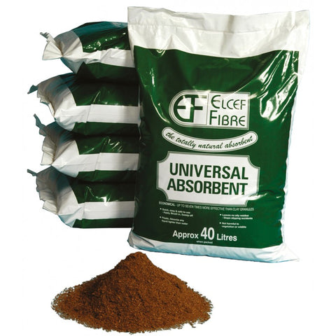 Elcef Coconut Fibre (80L Bag)