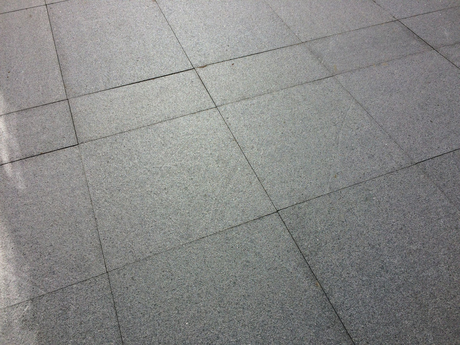 Dusky Grey Granite <br> 600 x 600 x 20mm - (18.36m2) <br>