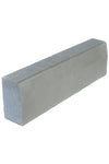 Half Batter Straight Kerb 125 x 255mm
