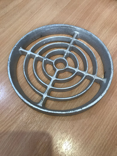 Round Alloy Gully Grid (Various Sizes)