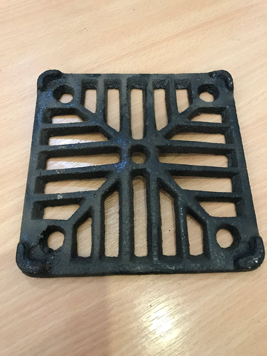 Cast Iron Gully Grid (Various Sizes)