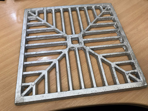 Alloy Gully Grid (Various Sizes)