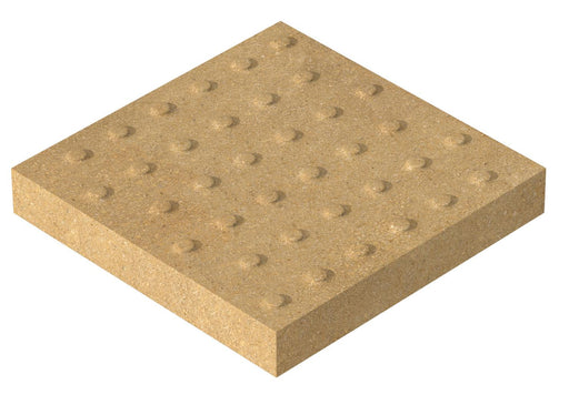 Tactile Paving - Buff (Various Sizes)