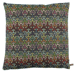 Dilara Multi Colour Dark 50x50cm