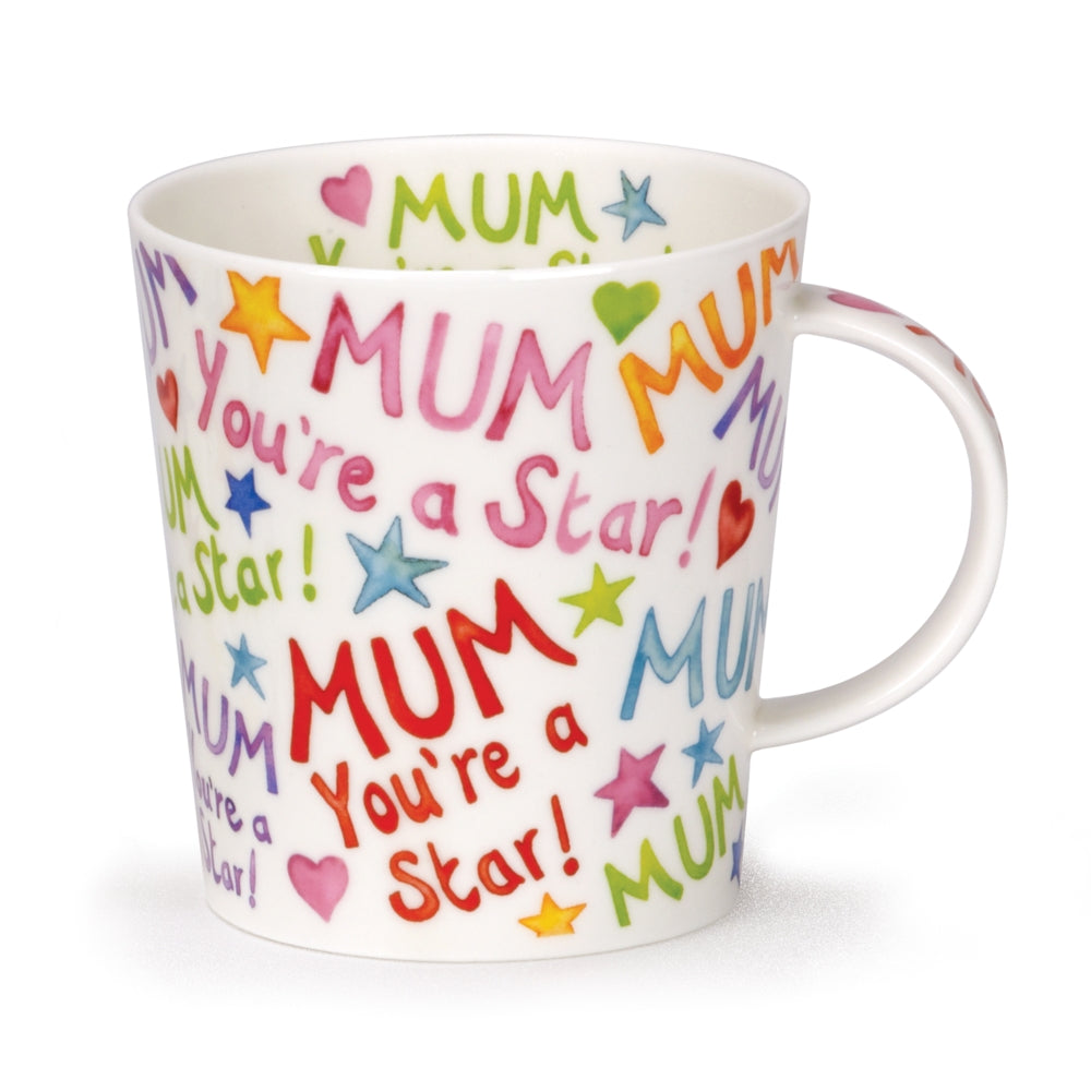 Dunoon Krus - Lomond - Mum you're a star