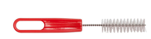 Single Ended Valve Brush - Red
