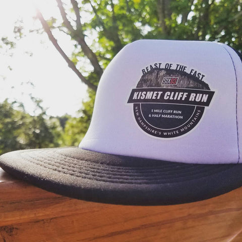 Kismet Cliff Run Trucker Hat