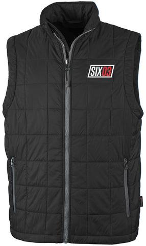 SIX03 Men's Primaloft Lightweight & Packable Vest