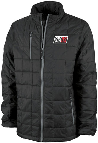 SIX03 Men's Primaloft Quilted Jacket