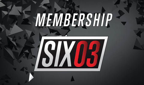 2020 SIX03 Endurance Membership