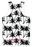 "SIX03's ""Palm Tree"" Running Singlet"