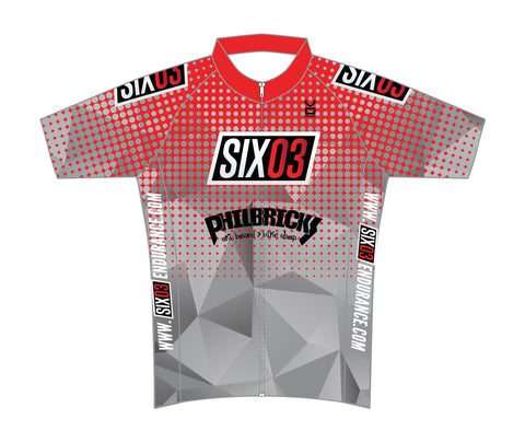 SIX03 Endurance Cycling Jersey