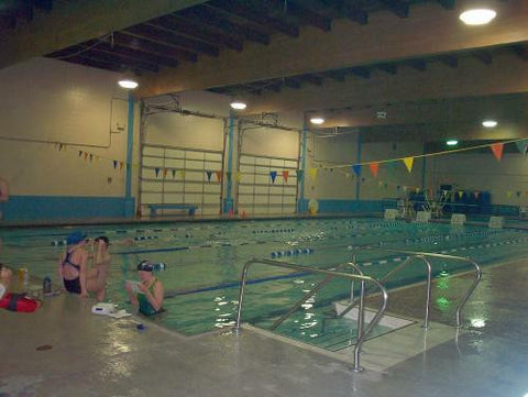 Dover Indoor Pool:  4 Month Membership for SIX03 Members