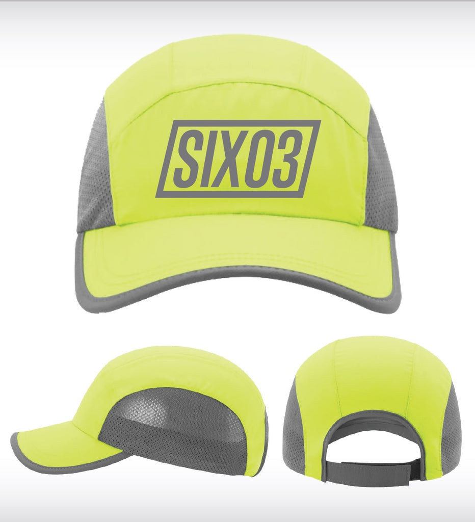 SIX03 s Reflective   lightweight running hat – SIX03 411ca755d18