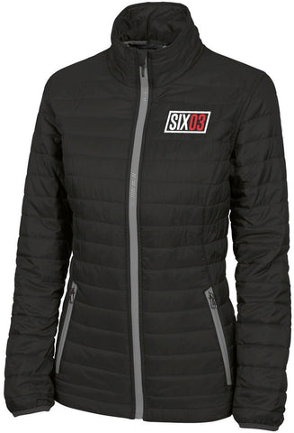 SIX03 Women's Primaloft Quilted Jacket