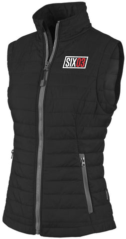SIX03 Women's Primaloft Lightweight & Packable Vest