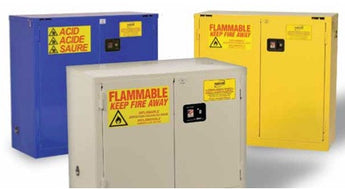 Safety Cabinets - Blackland Manufacturing