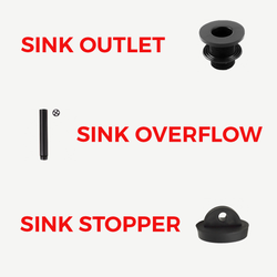 Sink Accessories - Blackland Manufacturing
