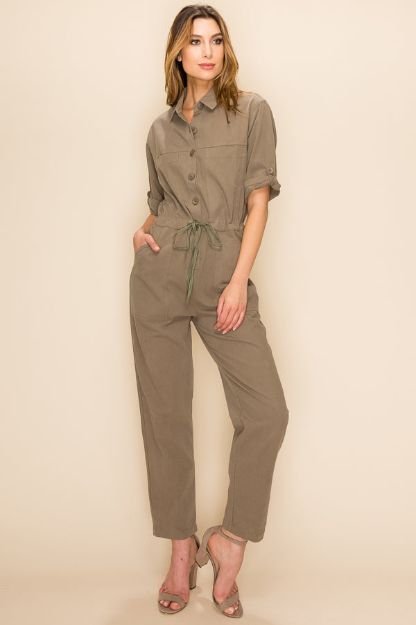 LOTTO JUMPSUIT