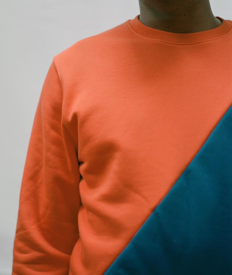 Diagonal Sweater