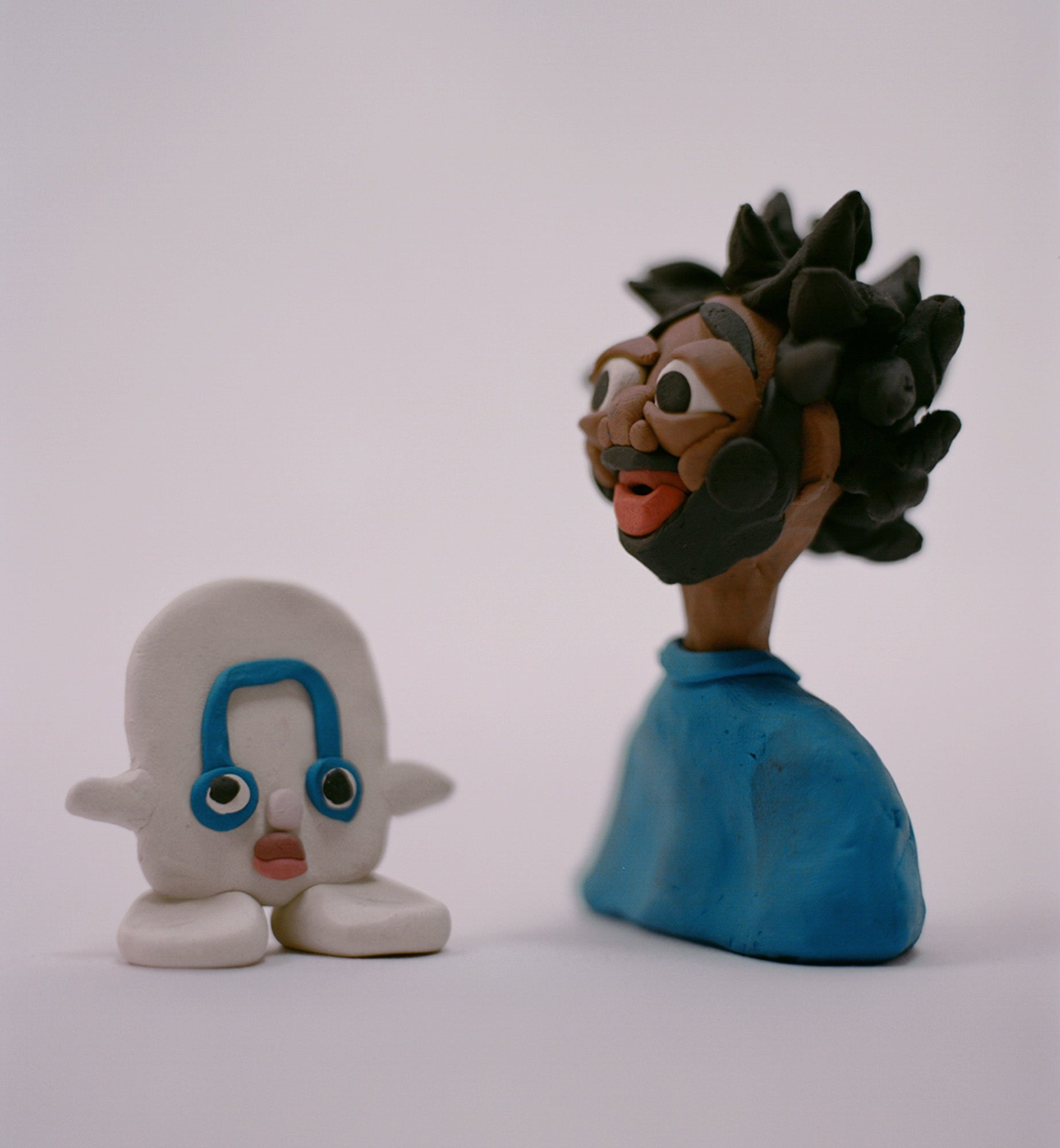 Duval Timothy Plasticine Figure Set