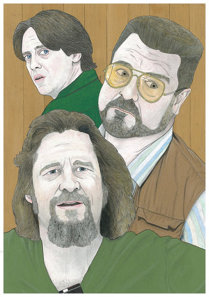 NEW PRINT - 'The Big Lebowski'