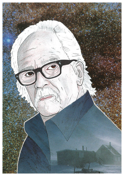 'John Carpenter' print