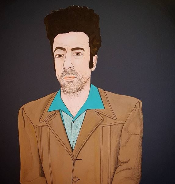 'Marc as Kramer'