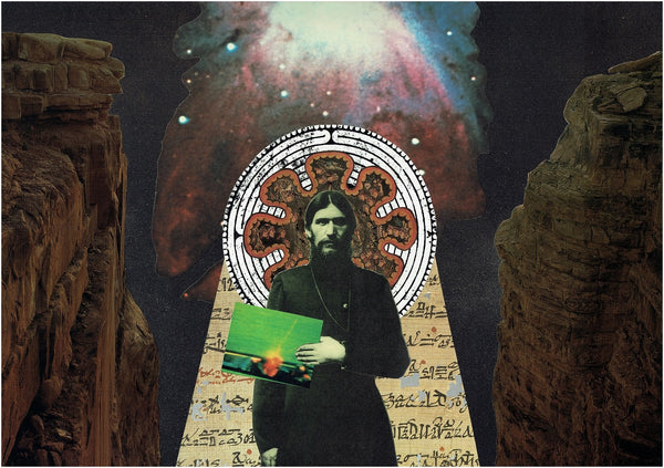 'Mystery' - original collage