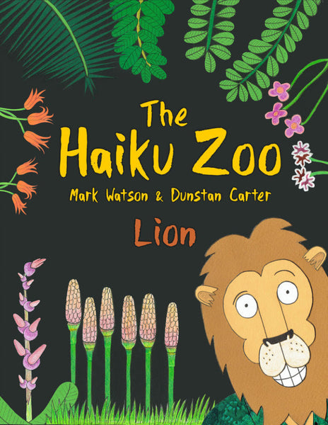 'The Haiku Zoo' front cover