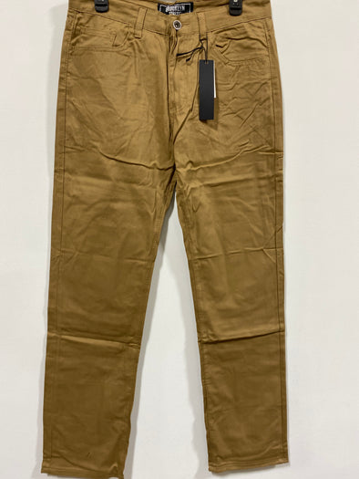 Wheat Five Pocket Twill Pant - BX8146P