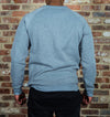 Heather Quilted Fleece Crew Neck - Brooklyn Xpress