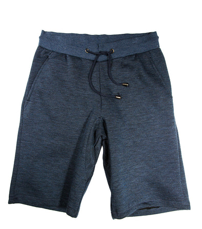Dark Heather Grey Fleece Short - Brooklyn Xpress