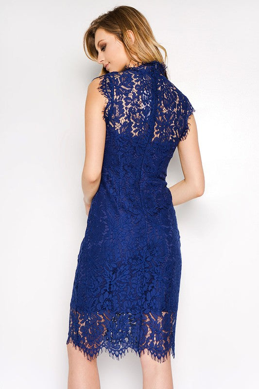 Marseille Lace Dress