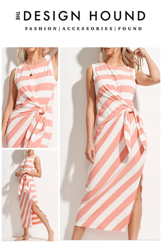 Avon Zebra Print Dress