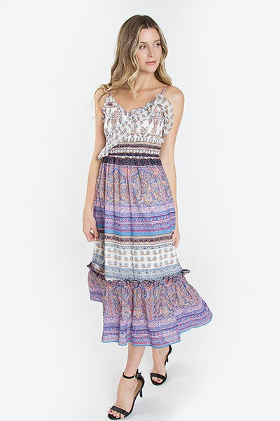 Alessandra Maxi Dress