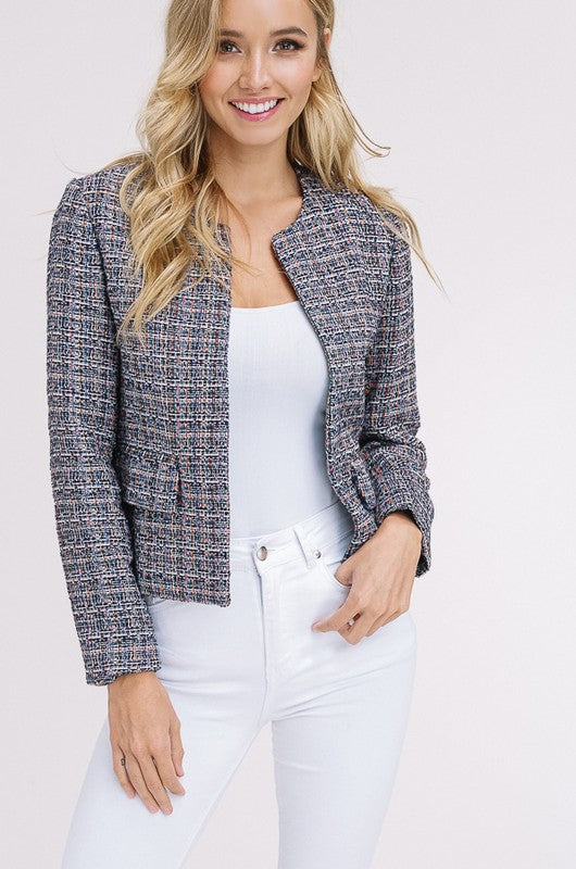 Henry Tweed Jacket