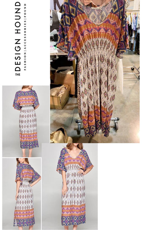 Rylie boho chic maxi dress by Ellison Brand