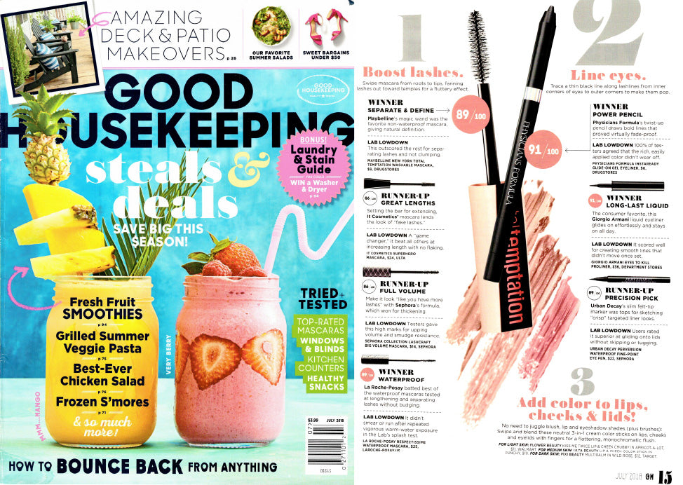 Good Housekeeping Magazine July 2018