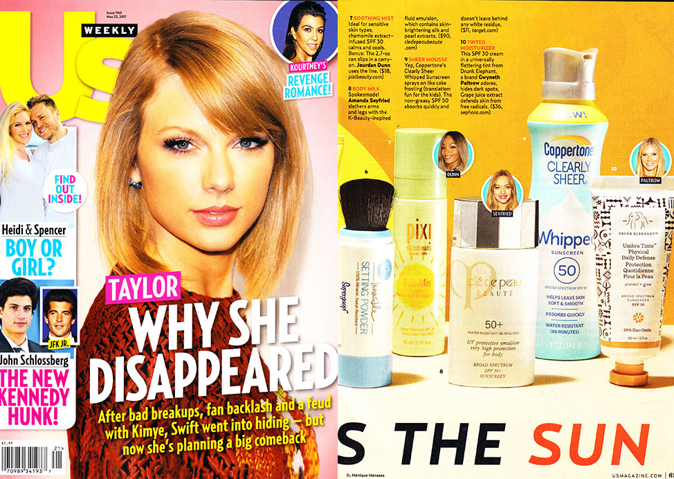 US Weekly Magazine May 2017