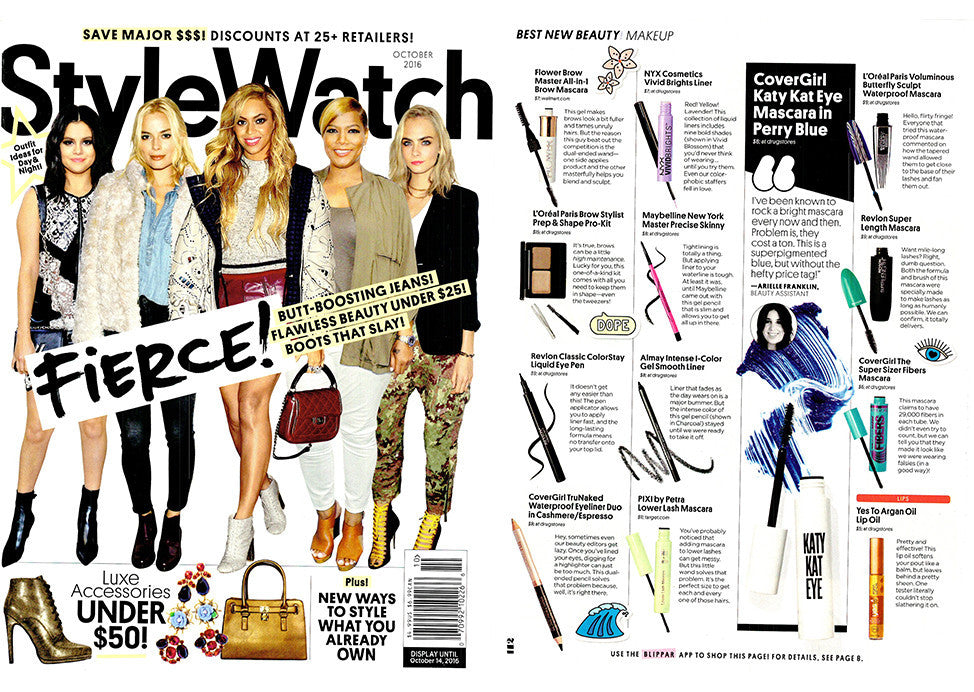 Style Watch Magazine October 2016