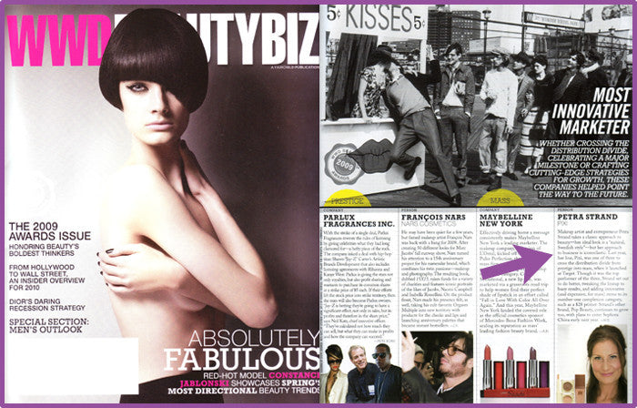 WWD Beauty Biz Magazine